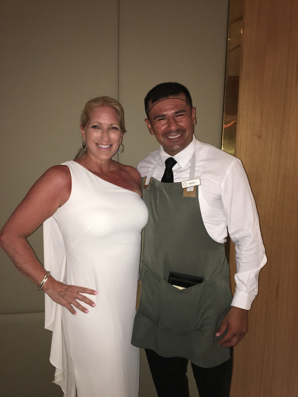 White Night with Andres Garcia (Brass Steakhouse)