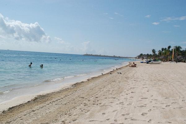 Beach facing EPM by Lovethesun