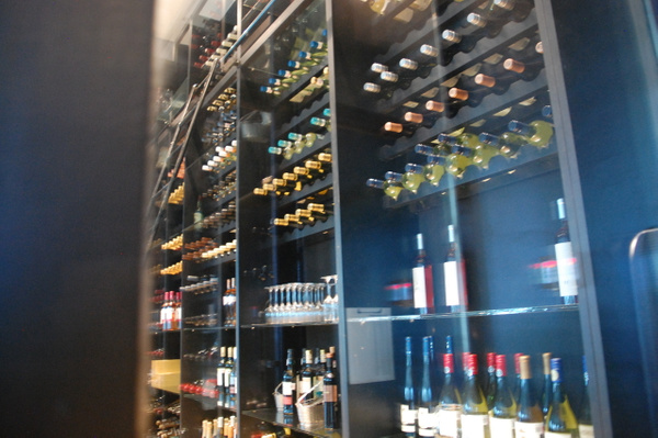 Wine Cellar at Le Petit by Lovethesun
