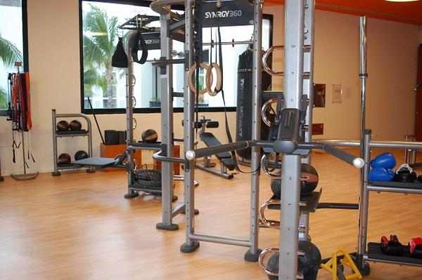 Fitness Center by Lovethesun