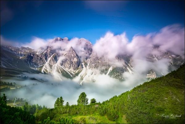 Stubai,Austria by Tom Pavlasek