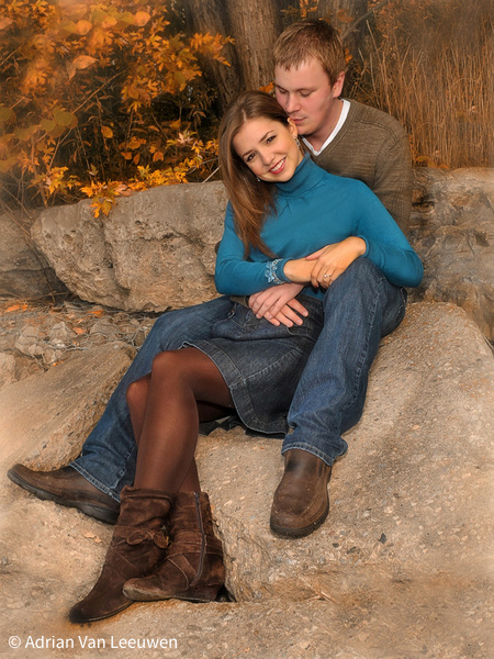 ACAM-Engagement-Couple-2 - Fun and Romantic Engagement Sessions by Luminous Light Photography