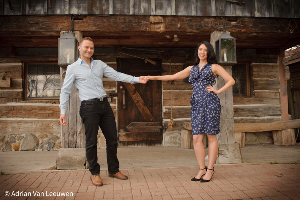 LYDI-Engagement-Couple-2 - Fun and Romantic Engagement Sessions by Luminous Light Photography
