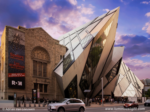 ROM-Toronto-Royal-Ontario-Museum by LuminousLight