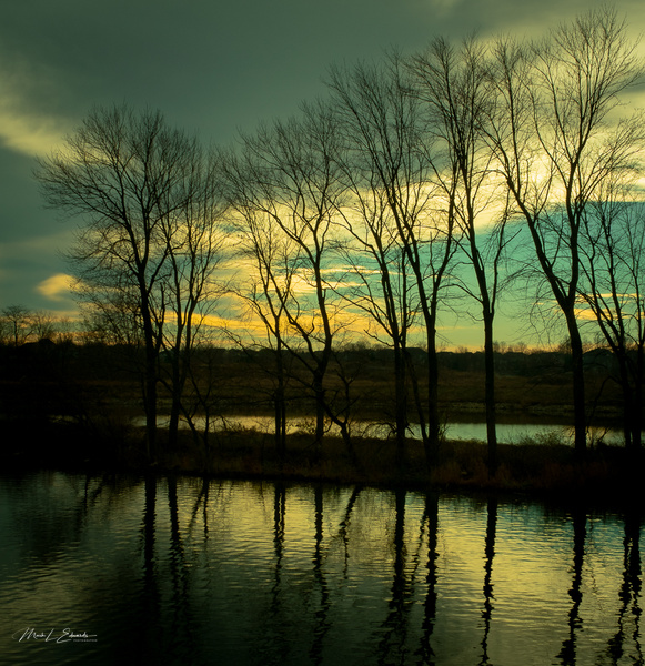 201129_Sunrise Over Geist - Tranquil Landscapes - Mark Edwards Photography