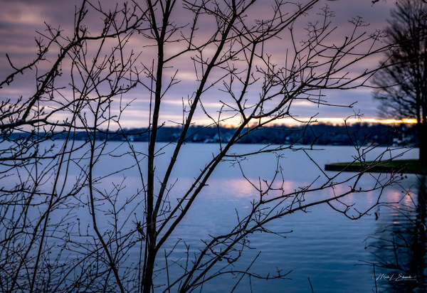 210106_Geist first sunset - Tranquil Landscapes - Mark Edwards Photography