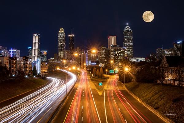 Atlanta-2 - Cityscape Photography - John Dukes Photography