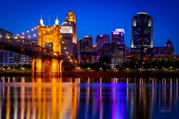 Cincinnati - Cityscape Photography - John Dukes Photography
