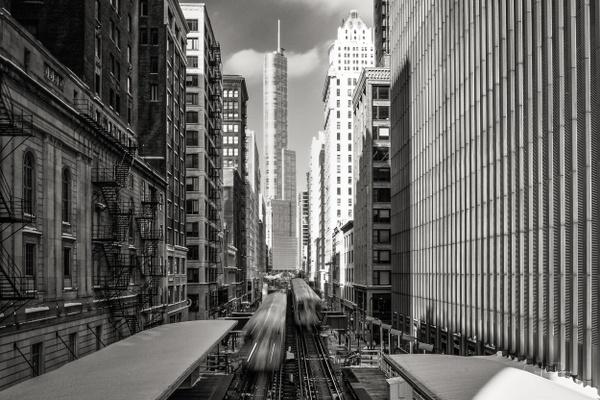 Chicago-2 - Cityscape Photography - John Dukes Photography