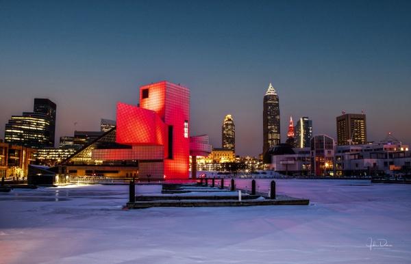 Cleveland-2 - Cityscape Photography - John Dukes Photography