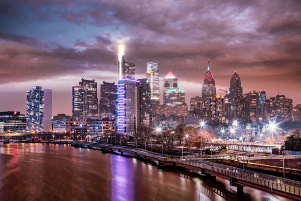 Philadelphia-6 - Cityscape Photography - John Dukes Photography