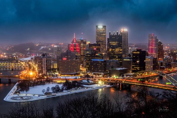 Pittsburgh-1 - Cityscape Photography - John Dukes Photography