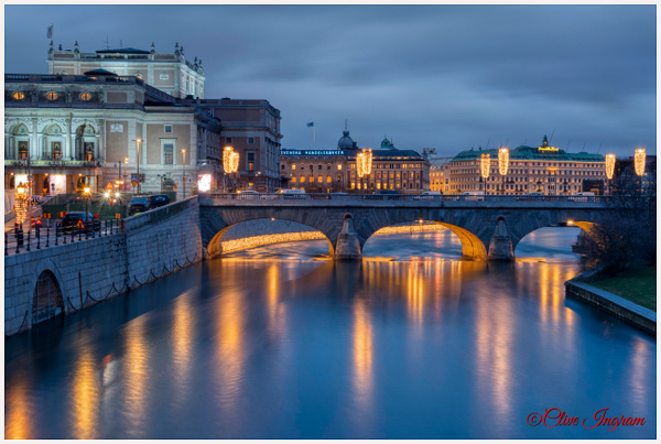 Stockholm (Sweden) by Ingymon
