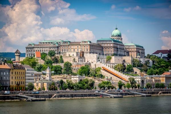 Budapest-Buda-Castle-Hungary - Photographs of Budapest, Hungary.