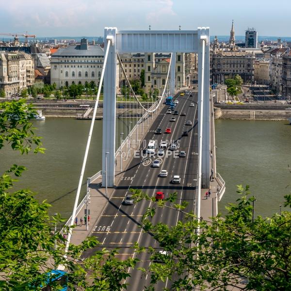 Budapest-Elizabeth-Bridge-Hungary - Photographs of Budapest, Hungary.