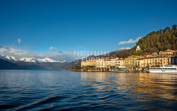 Bellagio-late-afternoon-Bellagio-Lake-Como-Italy - Photographs of Lake Como, Italy.