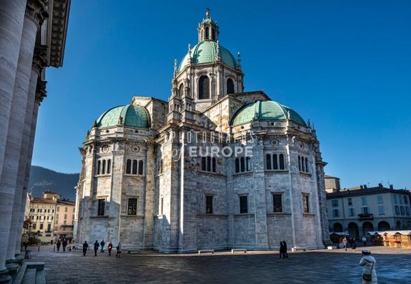 Cattedrale di S.Maria Assunta di Como, Como, Lake Como, Italy - Photographs of Lake Como, Italy.