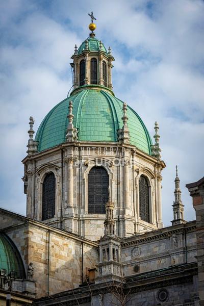 Duomo-di-Como-Como-Cathedral-dome-Lake-Como-Italy - Photographs of Lake Como, Italy.