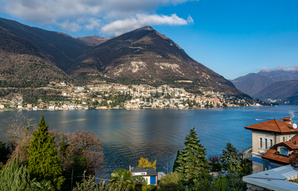 View-from-Torno-Lake-Como-Italy - Photographs of Lake Como, Italy.