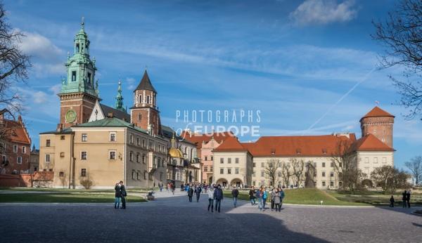 Wawel-Royal-Castle-Krakow-Poland - Krakow, Poland