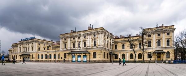 Kraków-Główny-railway-station-Krakow - Krakow, Poland