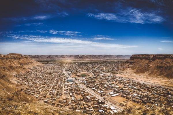 Seiyun City Yemen - Special: Namibia - Garth Fuchs Photography