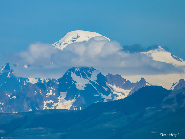 Mt Baker from Anacortes - Landscapes - Rising Moon NW Photography