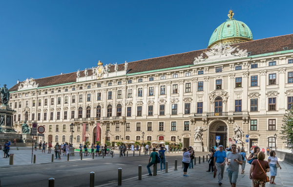 Imperial-Palace-Hofburg-Vienna-Austria - Photographs of Granada, Spain