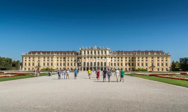 Schönbrunn-Palace-Vienna-Austria - Photographs of Granada, Spain