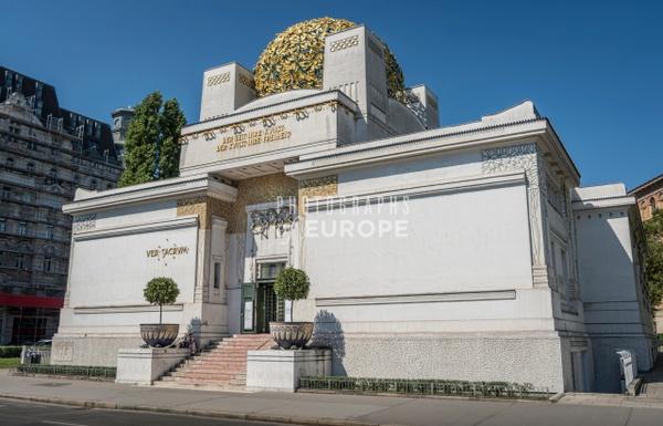 Secession-Building-Vienna-Austria - Photographs of Granada, Spain