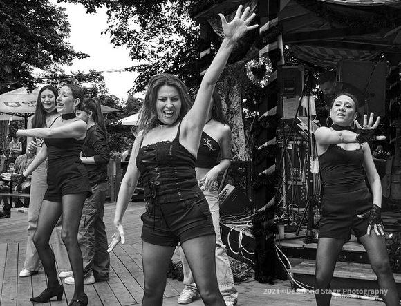 MONOCHROME Dance Troop 1