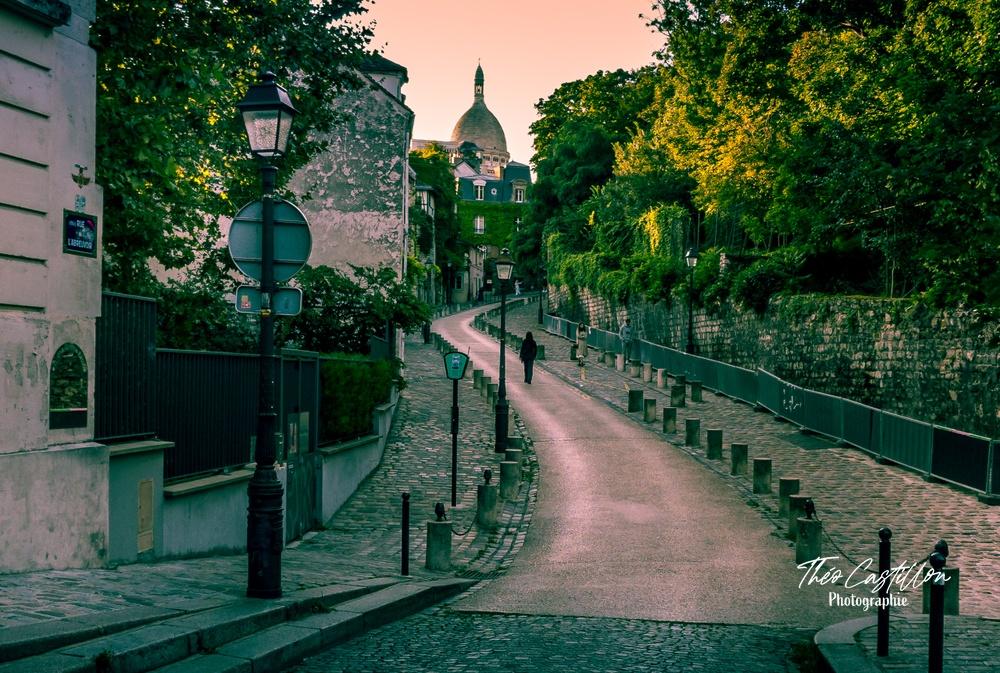 Un dimanche matin à Montmartre