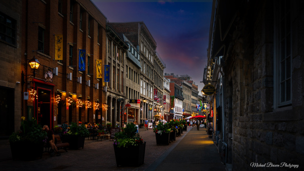 Montreal Old Town 1