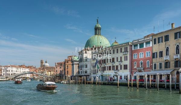 Grand-Canal-Ponte-degli-Scalzi-Venice-Italy - Photographs of Venice, Italy..