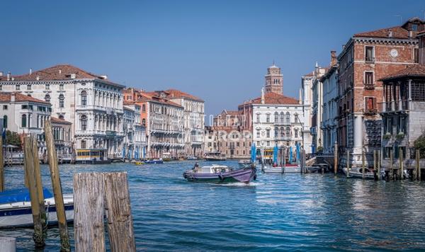 Grand-Canal-vista-Venice-Italy - Photographs of Venice, Italy..