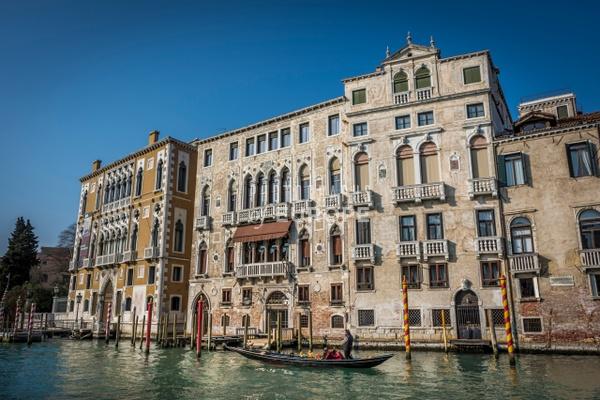 Palazzo-Cavalli-Franchetti-Grand-Canal-Venice-Italy - Photographs of Venice, Italy..