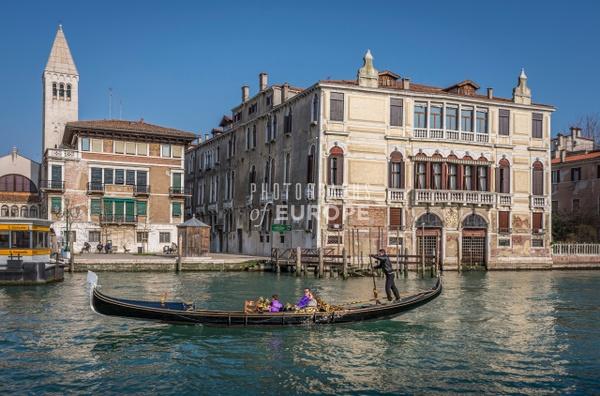 Palazzo-Malipiero-Grand-Canal-Venice-Italy - Photographs of Venice, Italy..