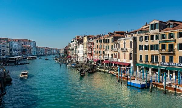 Grand-Canal-Venice-Italy - Photographs of Venice, Italy..