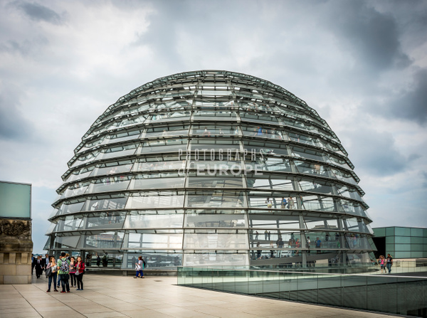 The-Reichstag-dome-rotunda-Norman-Foster-Berlin-Reichstag - Photographs of Berlin, Germany.