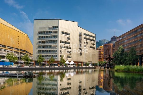 modern-buildings-Potsdamer-Platz-and-Kulturforum-berlin-germany - Photographs of Berlin, Germany.