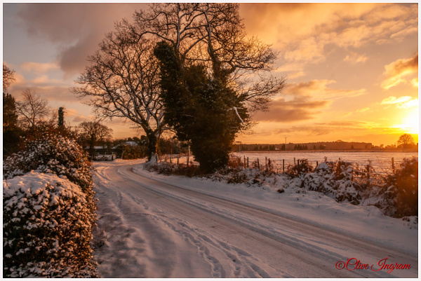 Wales in autumn and winter by Ingymon