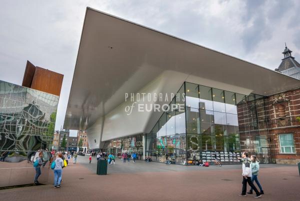 Stedelijk-Museum-Amsterdam-Netherlands - Photographs of Amsterdam, Netherlands.