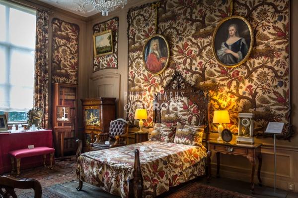 Museum-Van-Loon-Bedroom-Amsterdam-Netherlands - Photographs of Amsterdam, Netherlands.