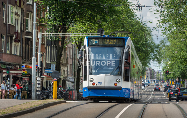 Tram-13-Amsterdam-Netherlands - Photographs of Amsterdam, Netherlands.