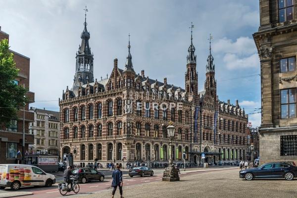 Magna-Plaza-Shopping-Amsterdam-Netherlands - Photographs of Amsterdam, Netherlands.