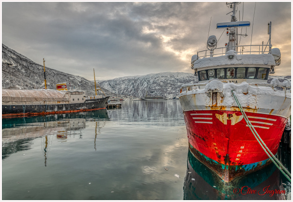Cold harbour by Ingymon