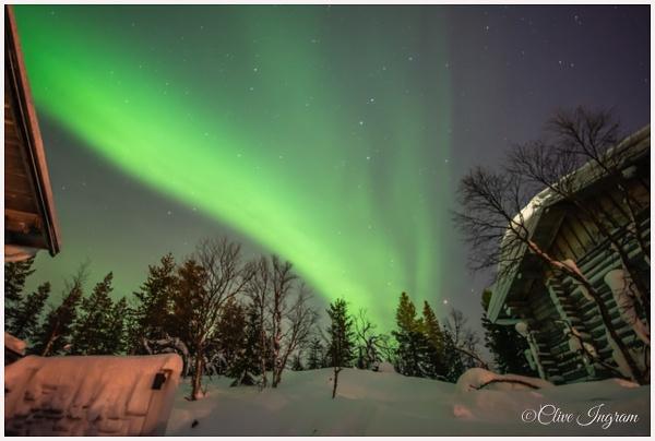 Sariselka aurora by Ingymon