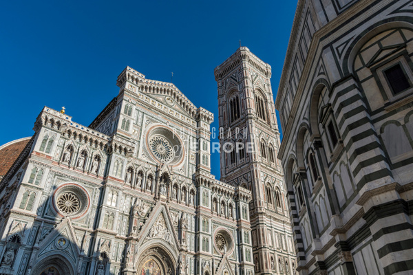 Florence-Cathedral-Duomo-di-Firenze-Italy - Photographs of Florence and Pisa, Italy.