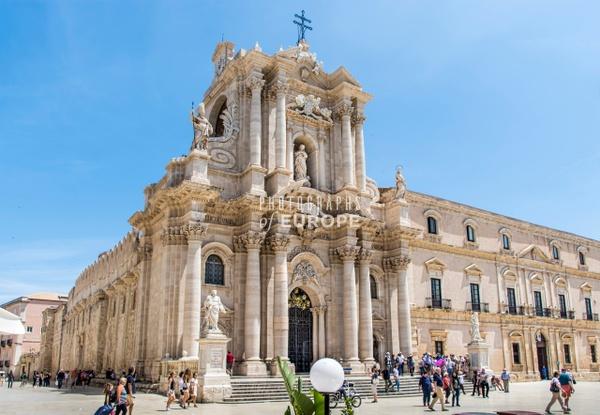 Cathedral-of-Saint-John-the-Baptist-Syracuse-Sicily-Italy-2 - Photographs of Sicily, Italy.
