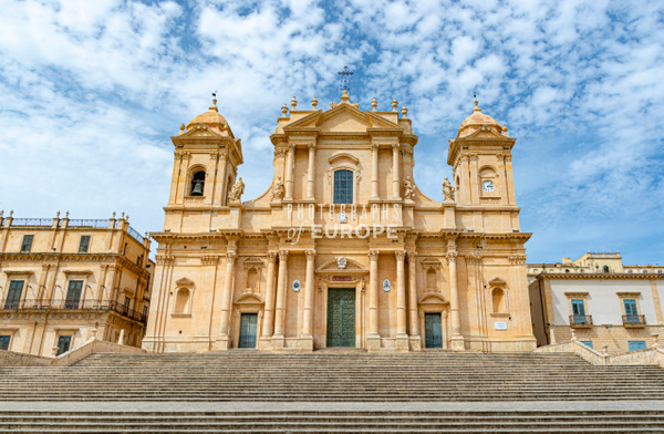 Noto-Cathedral-St-Nicholas-of-Myra-Sicily-Italy-2 - Photographs of Sicily, Italy.